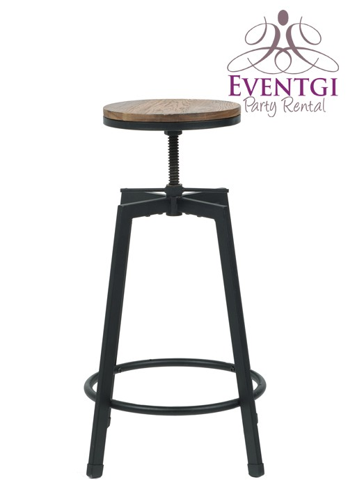 Vintage Bar Stools Rentals Rustic Bar stool Rental  : farmbarstoolsrentals from www.eventgipartyrental.com size 500 x 700 jpeg 31kB