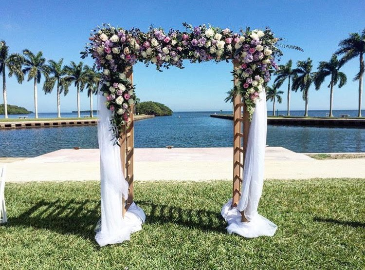 Wedding Arch For Rent In Miami Fort Lauderdale West