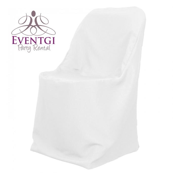 White Chair Cover Rental in Miami Broward Palm Beach