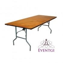 Kids Rectangular Table Rentals