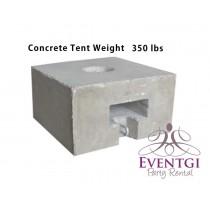 Concrete Weights Rentals