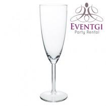 Champagne FLute Glasses Rentals