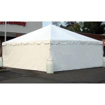 Tent Solid Sidewall Rentals