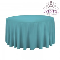 Turquoise Table Linen For Rent