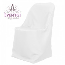White Chair Cover for Rent