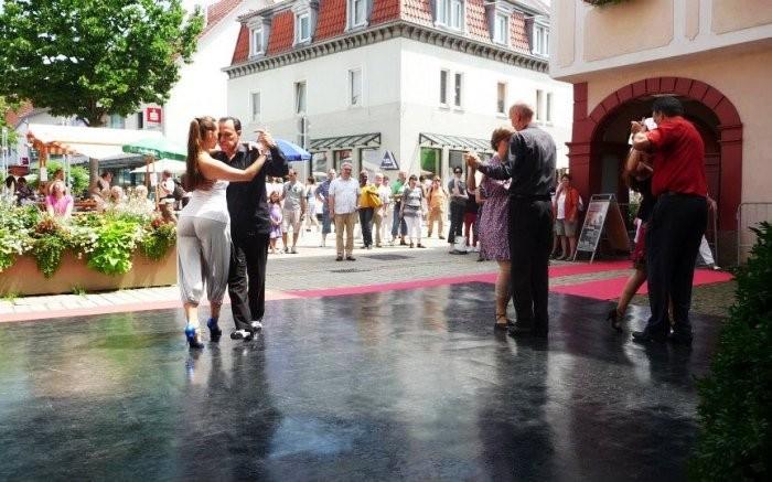 Black Dance Floor Rentals
