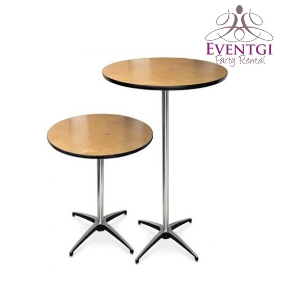 High Top Table for Rent