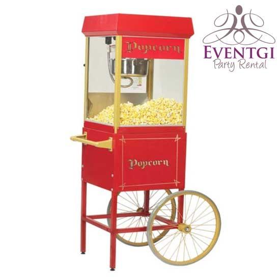 Popcorn Vintage Cart for Rent