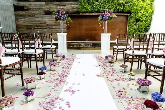 Flowers Walkway