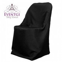 Black Chair Cover for Rent