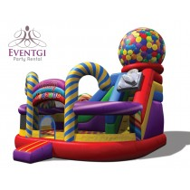 Candy Land Bounce House Rentals