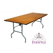 Kids Rectangular Table Rentals