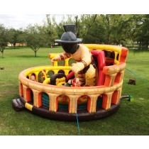 Gladiator Bounce House