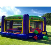 Inflatable Jousting Bounce House Rentals