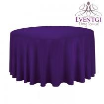 Purple Table Linen Rentals