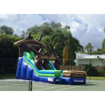 Rapid Water Slide for Rent