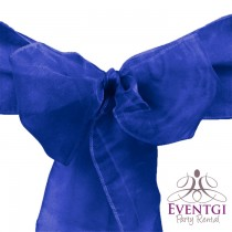 Royal Blue Sash for Rent