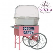Cotton Candy Vintage Carts Rentals