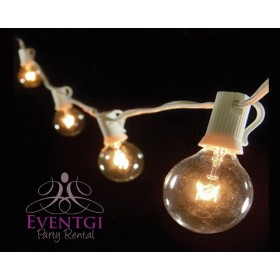 Cafe Bistro Lights Rentals