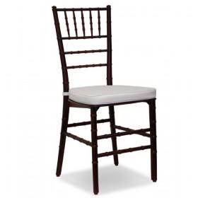 Mahogany Chiavari Chairs Rentals