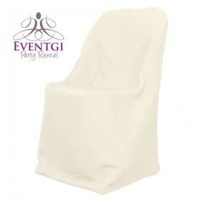 Ivory Chairs Covers Rentals