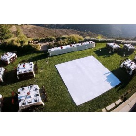 Outdoor Dance Floor Rentals