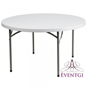"Round Table 60"" Rental"