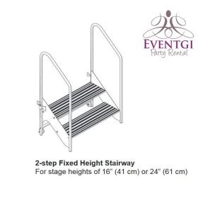 Stair 2 Steps Rentals