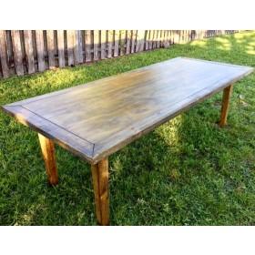 Farm Tables Rental