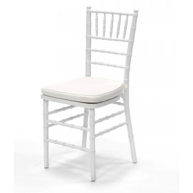 White Chiavari Chairs Rental