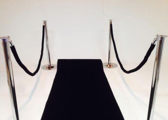 Black Carpet Rentals