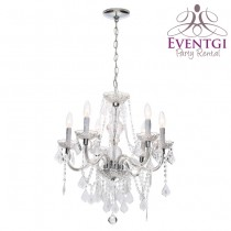 Crystal Chandelier Rental