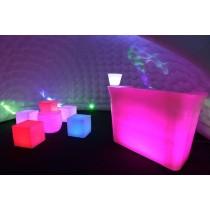 LED Portable Bars Rental