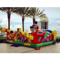 Disney Mickey Park Bounce House Rental