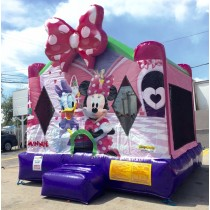 Minnie Mouse Bounce House Rental