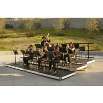 Seating Risers Rental for Orchestra